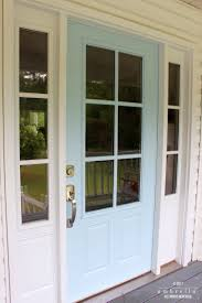 what of paint do you use on metal cabinets how to paint your metal front door the easy way in a few