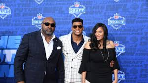jamal adams wins 40 000 bet with father over draft pick