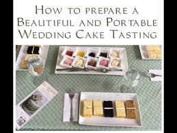 wedding cake tasting wedding cake tasting tutorial