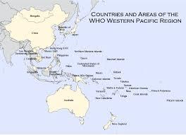 pacific region map wpr health information intelligence platform country profiles