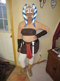 ahsoka tano costume from star wars the clone wars 9 steps with