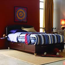 Kids Platform Bed Stylish And Ideal Twin Size Platform Bed U2014 Modern Storage Twin Bed