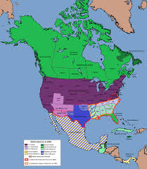 Map Of Confederate States by Map Thread X Page 163 Alternate History Discussion