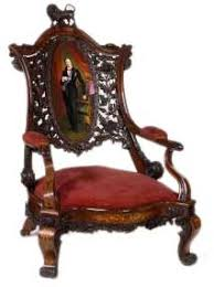 Victorian Armchair Early Victorian Furniture History In England