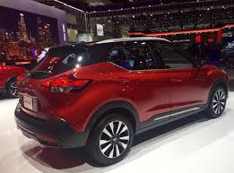 nissan kicks 2017 red 2017 la auto show report invasion of the millennial mobile