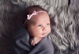 newborn hair bows small bow headband pink bow headband you choose color