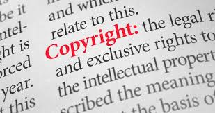 this is exactly how to handle a copyright infringement notice