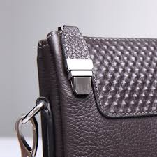Cowhide Briefcase Aliexpress Com Buy Real Cowhide Briefcase Bags Gear Band Men U0027s