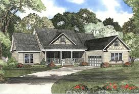 cedar shake split bedroom house plan 59248nd architectural