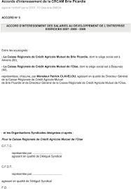 credit agricole brie picardie siege accords d interessement de la crcam brie picardie pdf