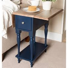 drop leaf end table small drop leaf end table wayfair