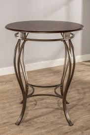 Bar Height Bistro Table Montello Bar Height Bistro Table Ctn B Contains 34 Wood