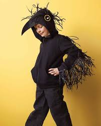 Childrens Halloween Costumes 25 Crow Costume Ideas Raven Costume Bird