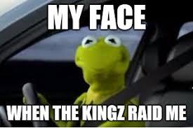 Kermit Meme My Face When - kermit the frog latest memes imgflip