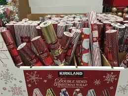 kirkland wrapping paper general merchandise christmas wrapping cards kirkland