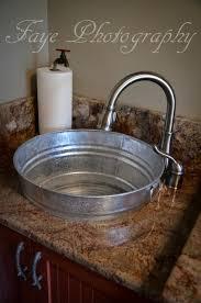 galvanized tub kitchen sink galvanized wash tub sink bucket best home design ideas q3kgj0gxje 0