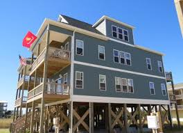 Beach House Rentals Topsail Island Nc - wheelchair accessible topsail island nc vacation rentals