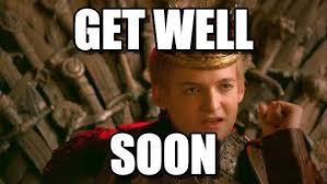 get well joffrey meme on memegen