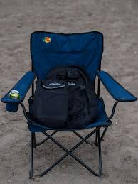 Backpack With Chair Attached Review Granite Rocx Tahoe Daypack Cooler Chair Holder Combined