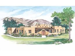 adobe style home plans plan 6793mg adobe style house plan with icf walls architectural