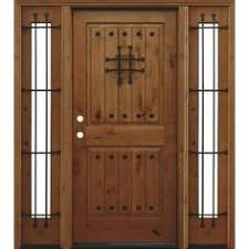 home depot 2 panel interior doors rustic mahogany type 2 panel v groove pre finished distressed