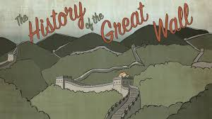 Map Of Great Wall Of China by History Of The Great Wall Of China Chinese Learning Blog Study