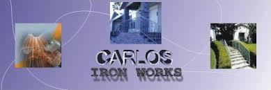 carlos iron works we make all kinds of custom ornamental iron