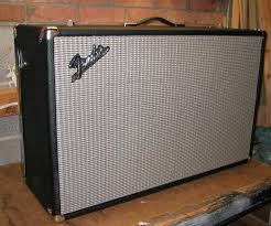 Tuki Padded Amp Cover For Fender Bassman 2x12 Cabinet 1 2 Foam