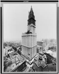 perspectives on the evolution of structures woolworth building