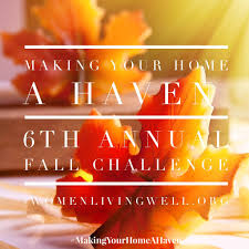 biblical thanksgiving making your home a haven starts today from women living well and