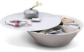 great round storage coffee table u2013 interiorvues