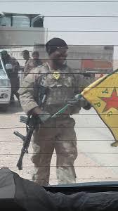 Army Uniform Flag Patch Syrian Civil War Map On Twitter