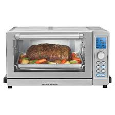 Proctor Silex Toaster Oven Broiler Cuisinart Deluxe Convection Toaster Oven Broiler Stainless Steel