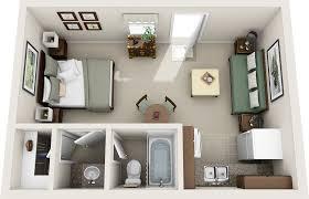 1bedroomstudioapartmentfloorplans1183108jpeg studio apartment studio apartment floor plans 3d of impressive 1434 e main street 3d for fresh at great