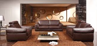 Luxury Leather Sofa Sets 8256 Living Room Leather Sofas Feather Sosfa Set Luxury Leather
