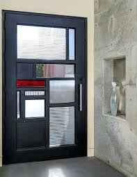 Frosted Glass Exterior Doors Frosted Glass Exterior Door Modern Contemporary Front Entry