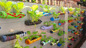 Bottle Garden Ideas Unique Amazing Plastic Bottle Garden Decoration Ideas Ways To