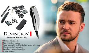 haircut with 12 clippers remington electric hair clippers haircut kit home cut shaving