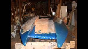 how to build a fiberglass boat youtube