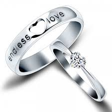 couples ring sets rings knot rings rings for couples jewinston