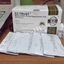 Alat Tes Malaria alat test malaria rapid test hasil cepat