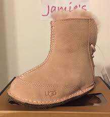 for 8 12 years ugg crib ugg australia boo boot 5206 baby pink 100 authentic