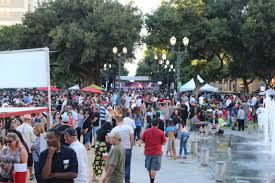 downtown san jose kicks summer 2016 with in the park