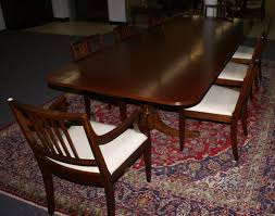 mahogany dining room set mahogany dining room table and 8 chairs 3731