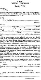 commercial tenancies act r s o 1990 c l 7