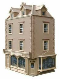 Little Darlings Dollhouses Customized Newport by Newport Dollhouse With Additional Walls And Components To Create