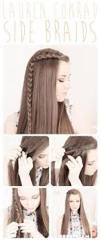 cute hairstyles you can do in 5 minutes cute easy braid you can do this if you re running late and only