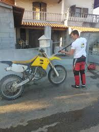 suzuki rm 250 cc 500 cc 1983 classic motocross pinterest
