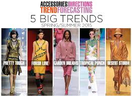 home design trends for spring 2015 spring summer 2015 trend forecast don t miss it accessories