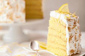 recette de cuisine cake cake meringue citron recette facile dessert gourmand